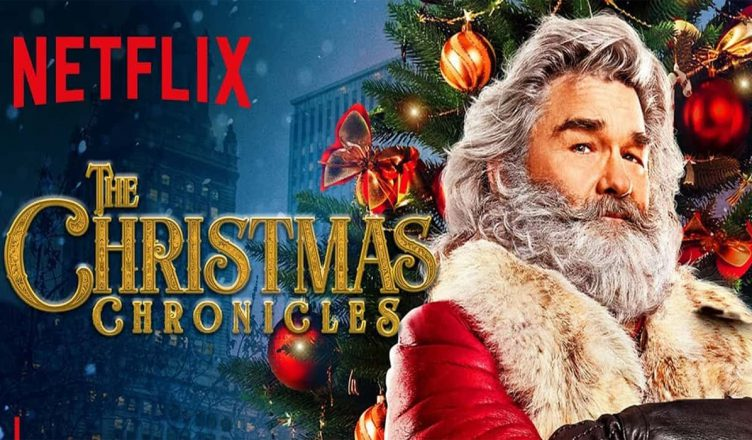 Zoey Reviews: The Christmas Chronicles