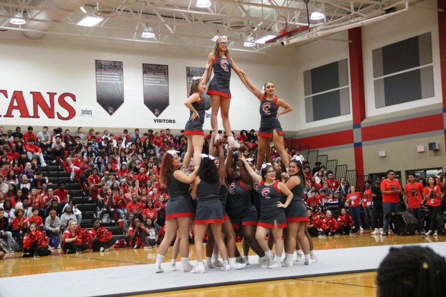 Putting the p(m) in Pep Rally