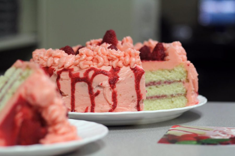 Culinary Students Channel Their Inner Netflix For Cake Decorating Contest